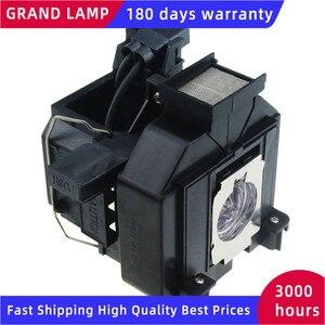 Image 5 - Lámpara de proyector V13H010L69 ELPLP69 de alta calidad para EPSON EH TW8000/EH W9000/EH TW9000W/EH TW9100/EH TW8100/EH TW8200/EH TW9200