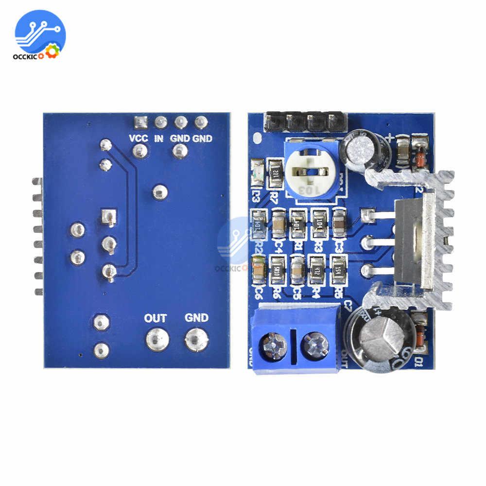 Carte amplificateur TDA2030 module lecteur haut-parleur alimentation amplificateur Audio carte 6-12V mono placa amplificador professionnel