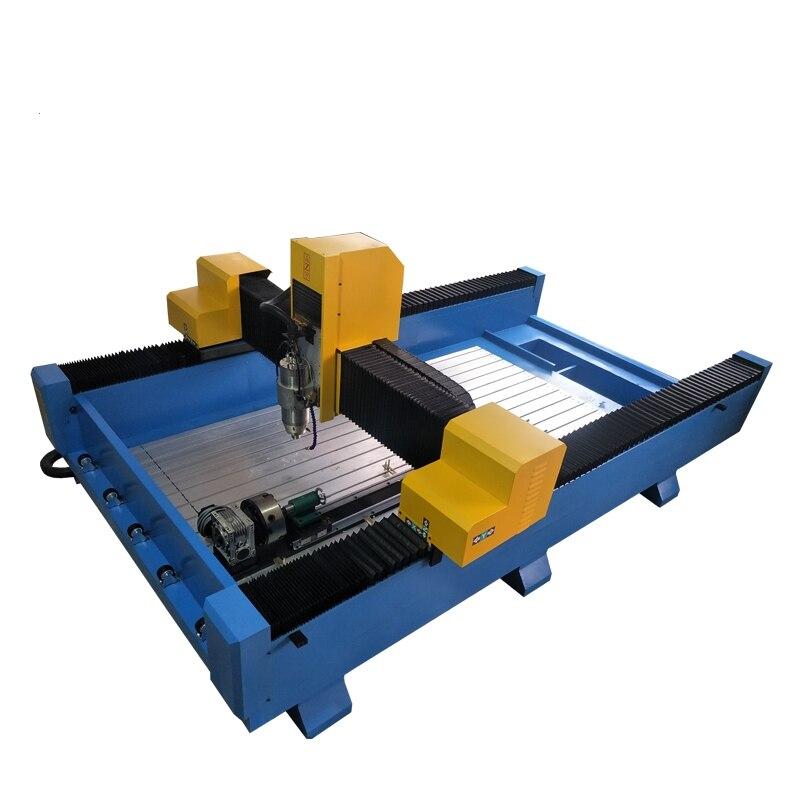 Factory Price 3d Cnc Stone Sculpture Engraving Machine For Granite/stone Cnc Cutting Machine DSP/cnc Stone Carving Machine