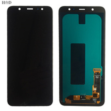Incell OLED For Samsung Galaxy A6 Plus A6+ A605 SM-A605F A605FN A605G A605GN LCD Display Touch Screen Sensor Digitizer Panel