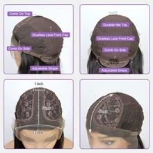 #4 27 wyróżnij Bob peruki prosto koronki przodu peruki z ludzkich włosów dla kobiet kolorowe Glueless peruki z ludzkich włosów Bob 13*6 koronkowa peruka na przód tanie tanio HONEY BLONDE krótkie Proste peruki z koronką z przodu Część z koronką CN (pochodzenie) Włosy remy Ludzkie włosy