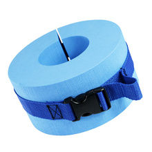 Pool-Accessories Floater Swimming-Ankles-Bands for Children Adult Blue Cuffs Arm Cuffs