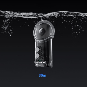Image 4 - Original Insta360 one x 30m Underwater Diving Waterproof Housing Protective Case Cover Insta360 ONE X camera diving shell