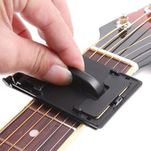 Guitar Bass Strings Scrubber Fretboard Cleaner Instrument Body Cleaning Tool free shipping(China)