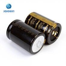 Супер сквозные конденсаторы 4700 мкФ 63v 35x50mm golden foot