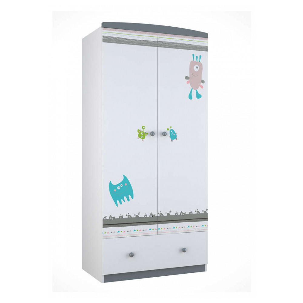 Furniture Children Childrens Wardrobes Polini kids 935051
