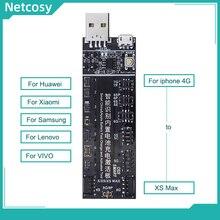 Умное зарядное устройство «Все в одном» для iphone, быстрое зарядное устройство и активированный инструмент для iphone 4G, 4S, 6G, 6S, 6P, 6SP, 7G, 7P, 8G, 8P, X, XS MAX, Huawei