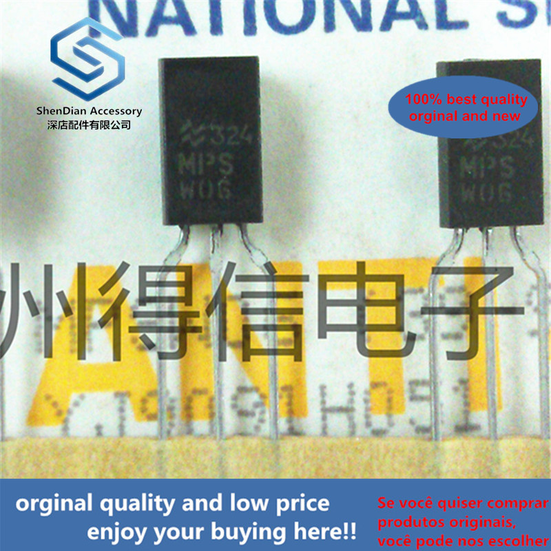 10pcs 100% Orginal New  MPSW06 A06 EBCTO-92L Real Photo