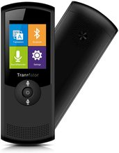 Translator Device, 42 Language Two-Way Smart Voice Translator, Simultaneous and Accurate Response Portable Translation Learning
