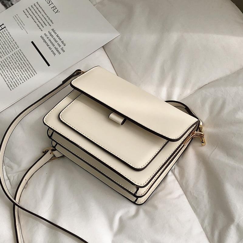 Handbag Women Shoulder Bag Luxury 2020 New Designer Small Crossbody Bags PU Leather Purses and Handbags Travel Hand Bag