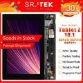 Srjtek pour Sony Xperia tablette Z 10.1 SGP311 SGP312 SGP321 LCD écran matrice écran tactile tablette PC assemblée avec cadre sgp311 sgp312 sgp321 sgp321 lcd lcd display matrix -