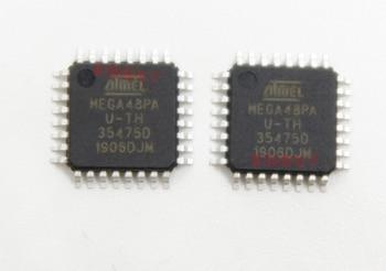 Xinyuan 5 шт./лот ATMEGA48PA-AU ATMEGA48PA-U-TR ATMEGA48PA-AUR QFP ATMEL ATMEGA48PA TQFP32 программируемый флэш-памяти
