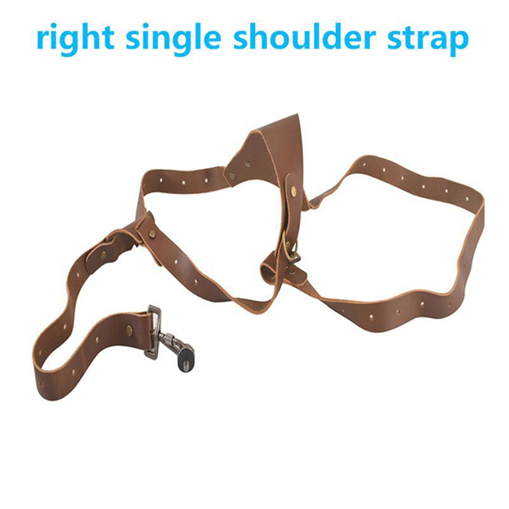 Accessories Camera Strap Harness For DSLR Rapid Portable Travel Universal Outdoor Photography Single Shoulder Belt Faux Leather|Camera Strap|Consumer Electronics - title=