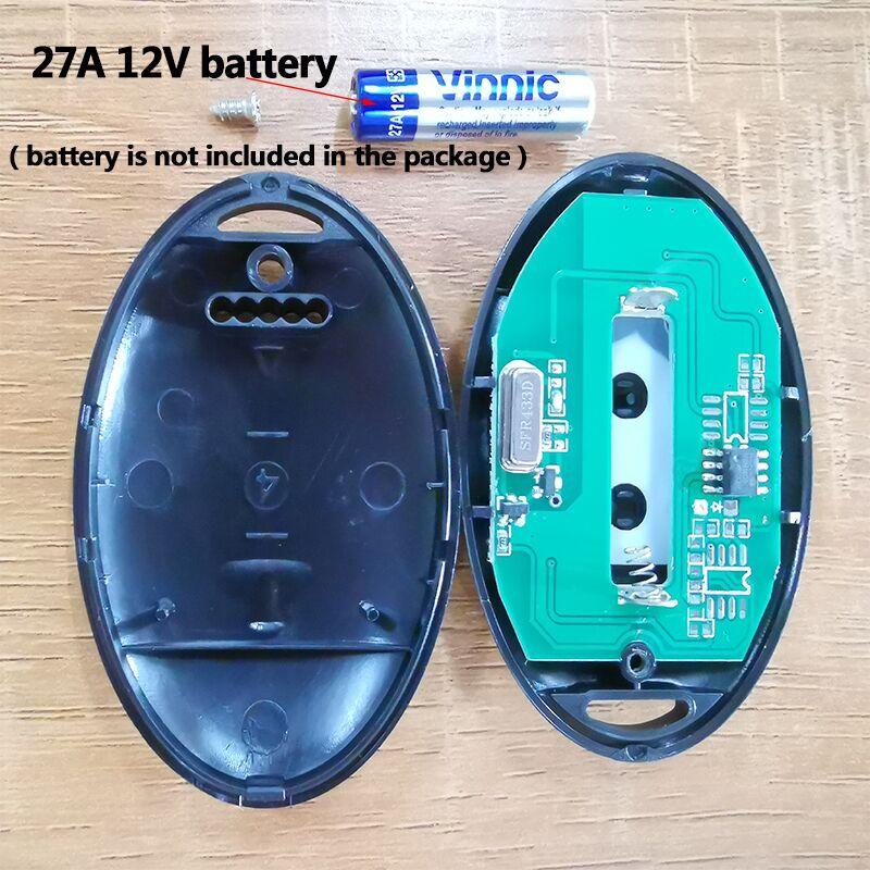 27A 12V battery