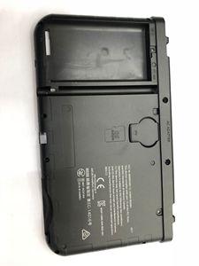 Image 5 - 4 цвета, Оригинальная передняя панель жидкокристаллический дисплей, экран, корпус среднего корпуса, часть петли, нижняя средняя оболочка, чехол для батареи для новых 3DS XL LL