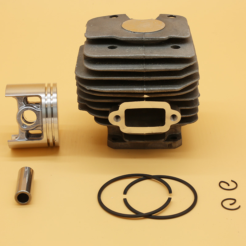 Tools : 52mm Cylinder Piston Kits Fit For Stihl 038 MS380 Garden Chainsaw Spare Tool Parts OEM 1119 020 1202