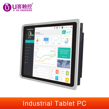 10.12.15.17.19Inch Industrial Tablet pc all-in-one pc With Capacitive Touch Screen  for Windows /Linux / j1900 /Intel 1280*1024 1