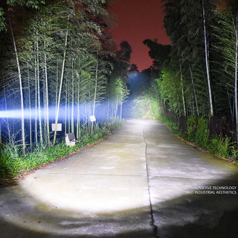 lampada l2 caca luz 5 modos c8 lanternas caca escopos 05
