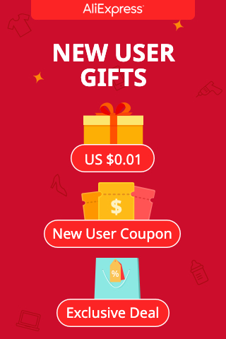 New user gifts