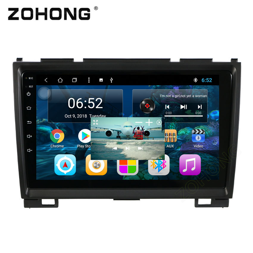 2.5D Octa Core 2G+32G Android 8.1 CAR Multimedia DVD Player For Haval Hover Great Wall H5 H3 Autoradio CAR GPS Navigation Radio