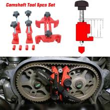 5 Pcs Universal Cam Camshaft Lock Holder Car Engine Cam Timing Locking Tool Set