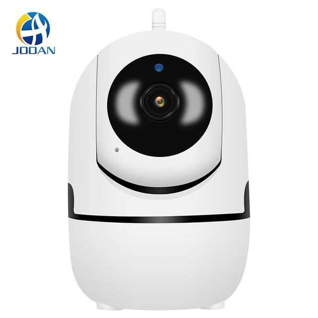 JOOAN 720P 1080P IP Kamera Wireless Home Sicherheit IP Kamera Überwachung Kamera Wifi CCTV Kamera Baby Monitor Mit IPC360-in Überwachungskameras aus Sicherheit und Schutz bei