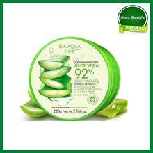 100% Оригинальный гель с алоэ вера 92% натуральные кремы для