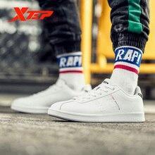 Xtep/Мужская обувь для скейтбординга; сезон осень-зима; Классическая Повседневная обувь; спортивная обувь; Цвет белый; Stan Smith; обувь для скейтборда; Мужская обувь; 881119319068