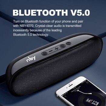 Bluetooth Speaker Support TF FM Radio Subwoofer Box 4