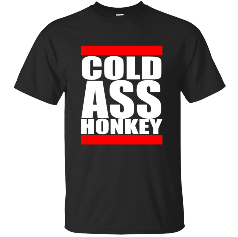 New Fashion Cold <font><b>Ass</b></font> Honkey <font><b>Tshirt</b></font> For Men 2020 Summer Big Size S~5xl Cotton Men <font><b>Tshirt</b></font> Letters Popular Crew Neck image