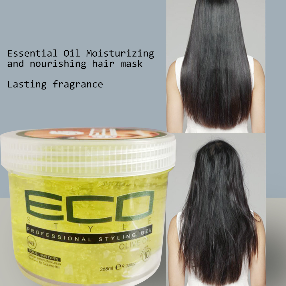 cabelo do estilo de eco, azeite, 9.06 oz 268ml