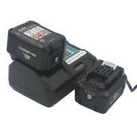 10.8V 12V 4000mah 4.0Ah batteria + caricabatterie per makita DC10WD BL1015 BL1016 BL1021B BL1041B DC10SB BL1040B BL1015B ingresso AC100-260V