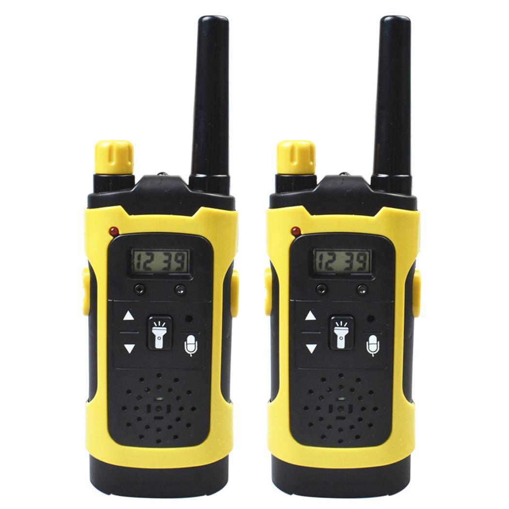 Remote Intelligent Wireless Call Parent-child Interaction Over 3 Years Old Pair Of Talkie Walkie-talkie