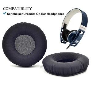 Image 3 - Almofadas de ouvido defean para sennheiser urbanite xl sobre a orelha/urbanite on ear fones de ouvido