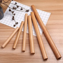 Kitchen Rolling Pin 16/25/30/40cm Non-stick Wooden Rooling Pin for DIY Fondant Cake Decor Noodles Dough Roller Cooking Tools 1pc 2size kitchen wooden rolling pin kitchen cooking bake tools accessories crafts bake fondant cake decoration dough roller