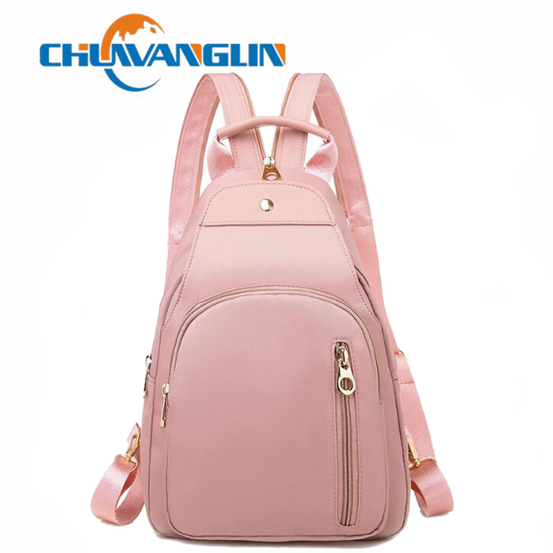 Chuwanglin women Small Backpack Women Oxford Waterproof Mini Backpack Women Backpack Small Backpacks For Girls Teenagers F72408