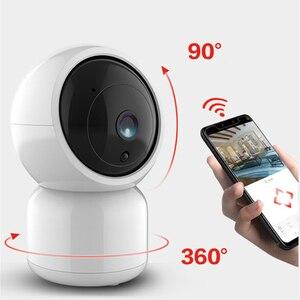 Image 2 - Smartcnet câmera de vigilância smart life, 720p 1080p ip 1m 2m sem fio wi fi câmera de vigilância cctv aparelho do bebê da câmera