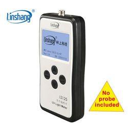 DHL lub EMS Linshang LS125 światło ultrafioletowe miernik test moc ultrafioletowa intensywność UV energia dla 365nm 395nm UVA LED UVB UVC wodoodporna|Połyskomierze|Narzędzia -