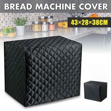Bakeware-Protector Bread-Machine-Cover Stitching Dust-Proof Clip Home 43x28x38cm Diamond