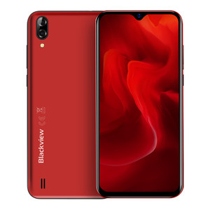 Image 5 - Blackview A60 3G Mobile Phone Android 8.1 Smartphone Quad Core 4080mAh Cellphone 1GB+16GB 6.1 inch 19.2:9 Screen Dual Camera