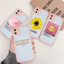 Harry Styles Fine Line Matte Transparent Phone Case for IPhone 12 11 X XS Max XR 8 7 6S Plus SE 2020 Just Let Me Adore You Cover
