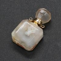 Natural stone perfume bottle penda