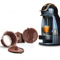 Crema versão 3rd geração para dolce gusto café cápsula filtros copo reutilizável reutilizável café dripper chá cestas|Filtros de café| |  -