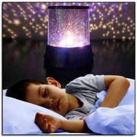 Proyector de cielo nocturno LED estrellado para niños, creativo, luz de estrella, Cosmos Master, regalo para niños, batería USB, luz nocturna para Niños #20