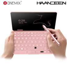 Laptop One Netbook OneMix 2S Pink Cat Notebook 7'' Win10 Int