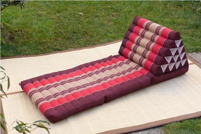 Tatami Mat Floor Folding Chaise Lounger