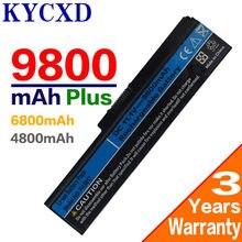 Alta capacidade Bateria Do Portátil Para Toshiba Satellite A660 C640 C650 C655 C660 L510 L630 L640 L650 U400 PA3817U-1BRS PA3816U-1BAS