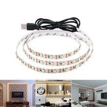 USB LED Strip 2835SMD DC 5V Flexible LED light
