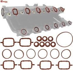 20Pc INTAKE INLET MANIFOLD GASKETS FOR BMW M47 E87 E46 E90 E91 E92 E93 E39 E60 11617790198 11612246945 11612245439 11612246949