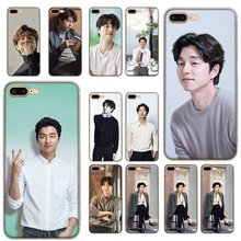 Untuk iPhone XR X XS Max iPhone 11 Pro Max 7 8 6 6S PLUS 5 5 S SE Cover TPT Gong Yoo Shell(China)